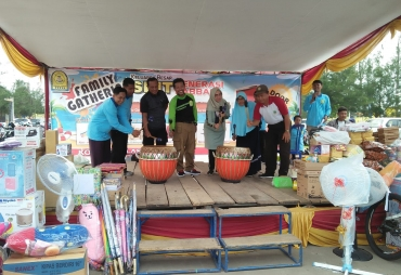 SD IT Generasi Rabbani Kota Bengkulu Gelar Family Gathering